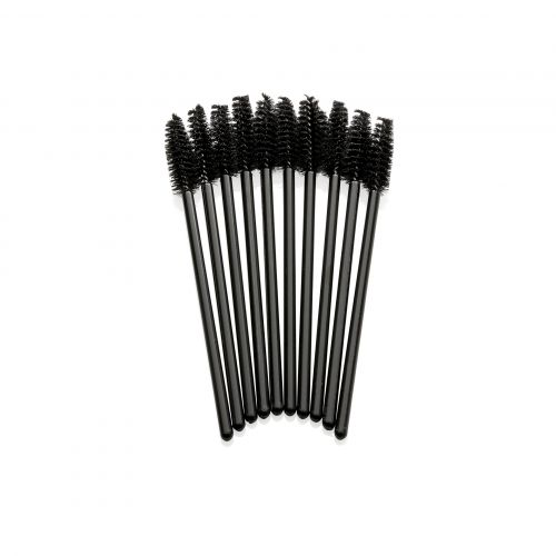 Lash eXtend mascara brushes - zwart / zwart