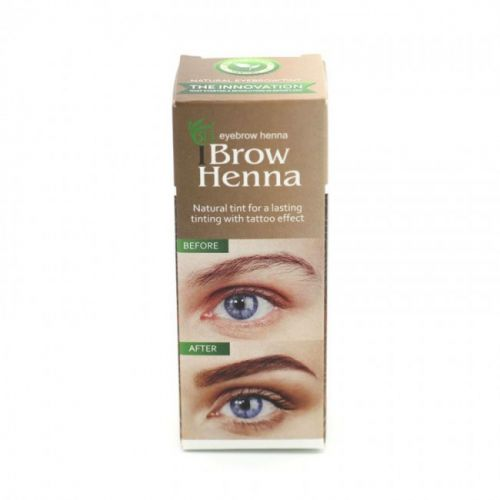 Amber concentrate henna colour