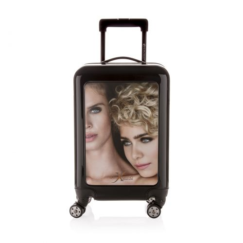 Reis-trolley - model Nicky & Cherie (A)