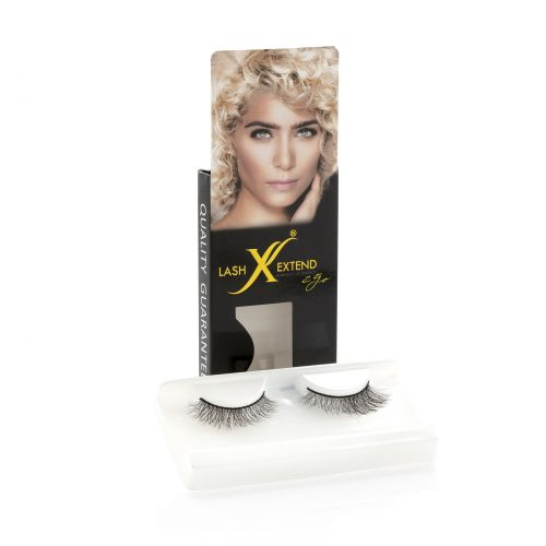 Professional Strip Lashes - Fluffy Natural