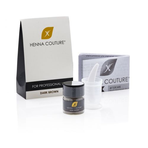 Henna Couture donker bruin