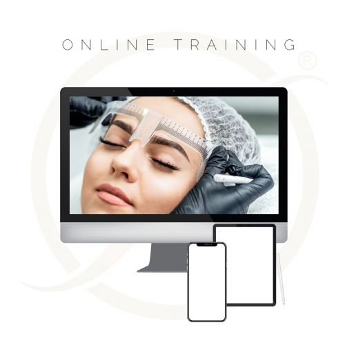 Online training - Brow Mapping