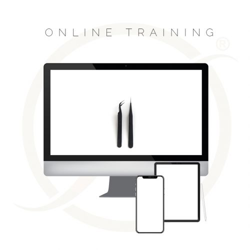 Online training - Opleiding wimperextensions - One by one