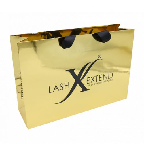 Lash extend bag big black 8