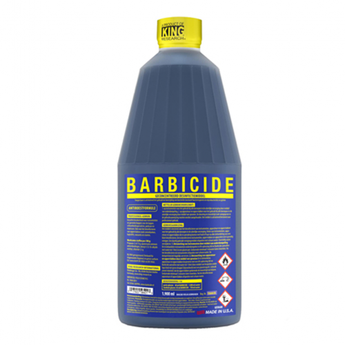 Barbicide disinfectant concentrate - 1900ml - NEW