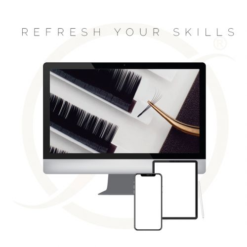 Refresh your skills - Retirez les cils de la bande (Classic)
