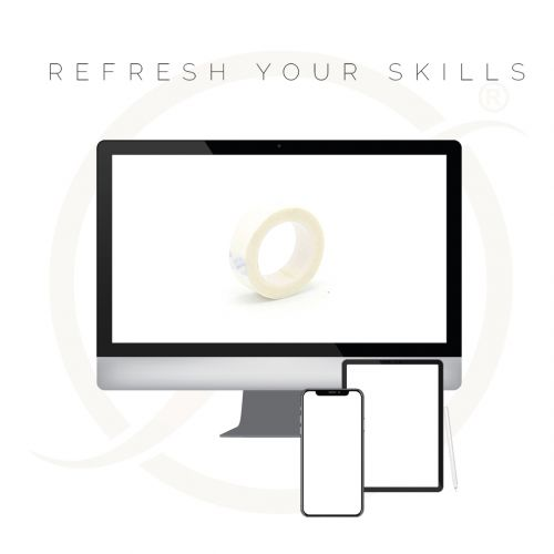 Refresh your skills - Aplicar cinta