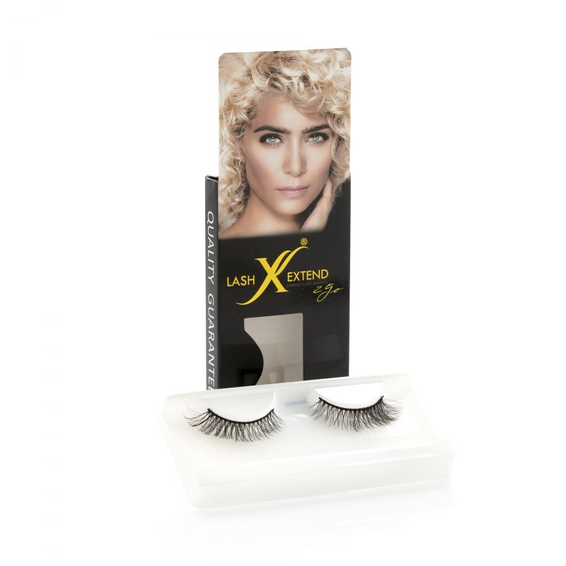Professional Strip Lashes - Fluffy Dramatic