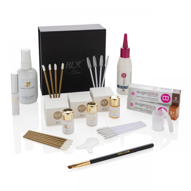 BLX - Brow Lamination fix kit (incl training)